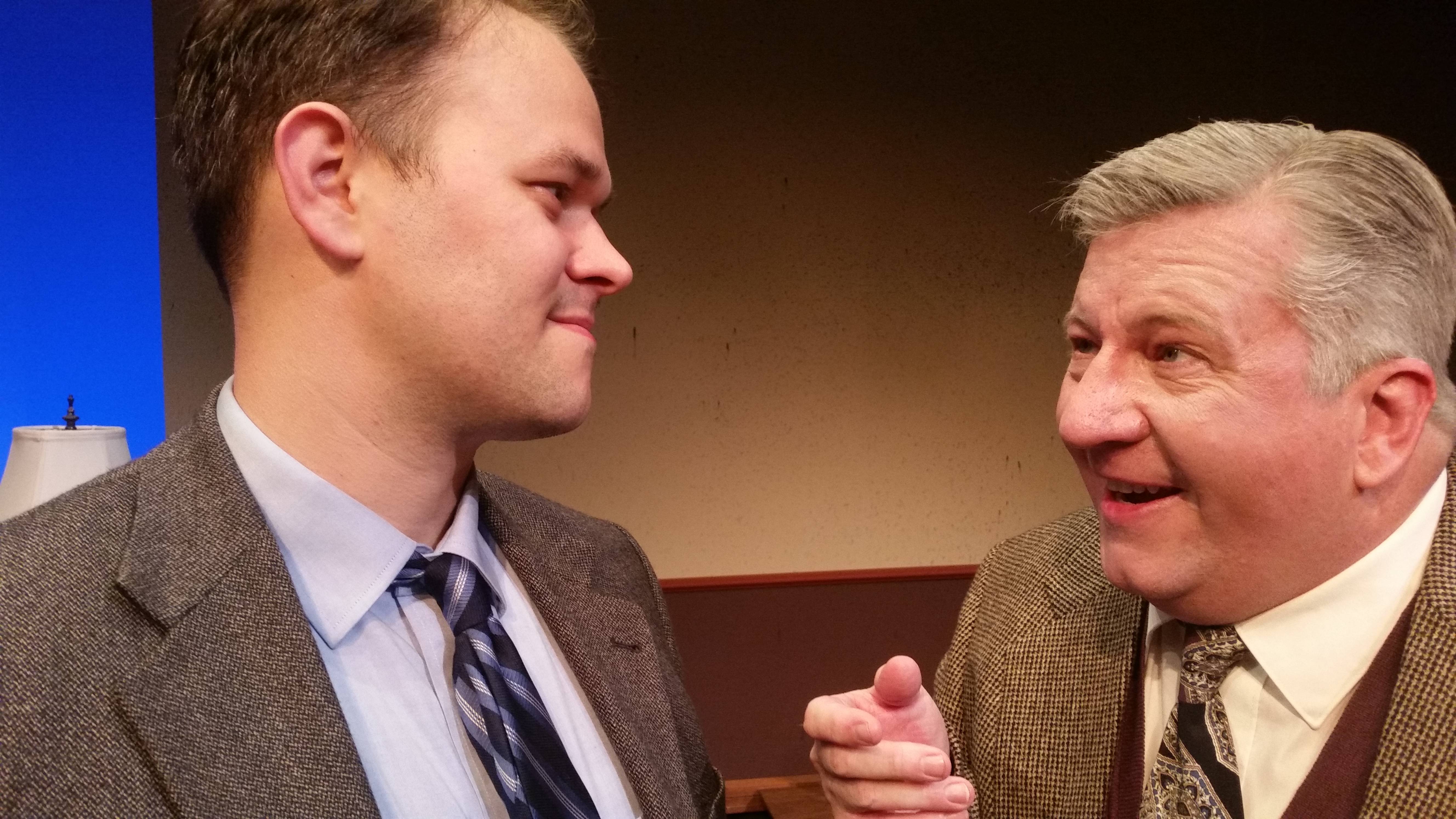 BWW Review: TUESDAYS WITH MORRIE at Bunbury Theatre