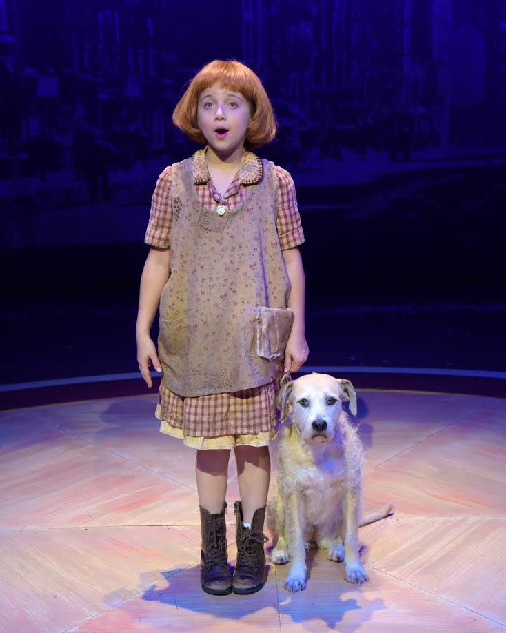 BWW Review: ANNIE 'Shines' at Westchester Broadway Theatre