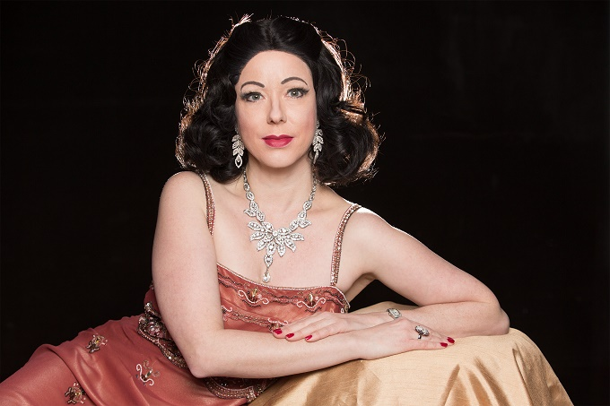 Solo Show From New York HEDY! THE LIFE & INVENTIONS OF HEDY LAMARR to Make South African Debut at Alexander Bar