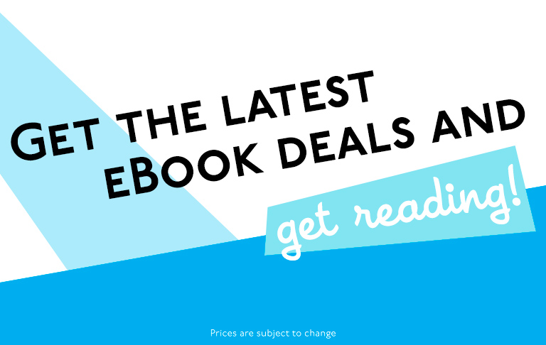 More Than 100 E-Book Deals From 99¢ - $4.99!