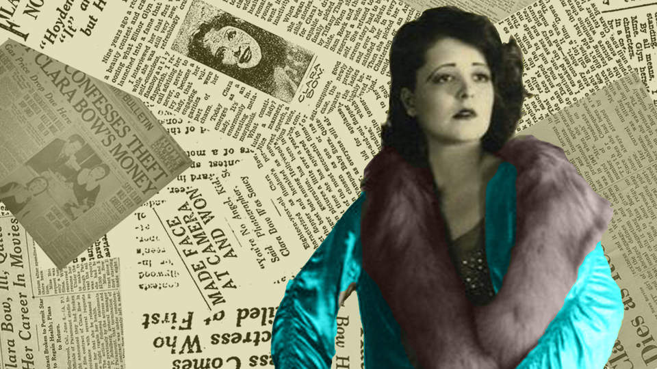 BWW Review: CLARA BOW: BECOMING 'IT' BY LIVEARTDC at Capital Fringe
