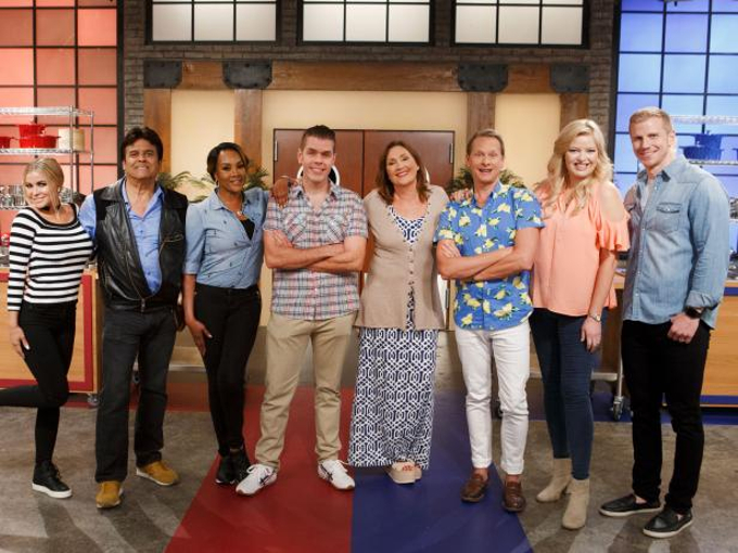 Stars Announced For New Season Of Worst Cooks In America