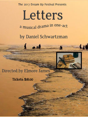 Theater for the New City's Dream Up Festival to Present New Musical LETTERS