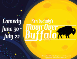 Greenbrier Valley Theatre presents MOON OVER BUFFALO