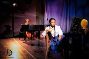 National Black Theatre Festival Presents LITTLE GIRL BLUE