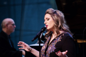 Cabaret Singer/Actress Corinna Sowers Adler To Get 'THIS IS YOUR NIGHT' Honor