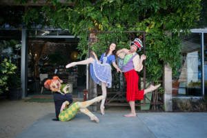 ALICE IN WONDERLAND to Dance Into Orange County with Festival Ballet Theatre