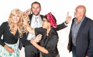 Redfox3 Theatre Company Presents GOD OF CARNAGE