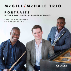 McGill/McHale Trio Makes Recording Debut With 'Portraits' on Cedille Records