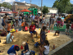Touch A Truck in Downtown Hammonton This Weekend