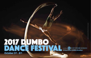 2017 DUMBO DANCE FESTIVAL Comes ot Brooklyn 10/5-10/8
