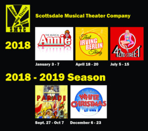 SMTC Announces New Slate of Musicals for 2018 Season