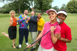 Queen's Theatre Hornchurch Presents the British Premiere of Ken Ludwig's A FOX ON THE FAIRWAY
