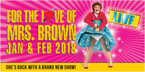 Mrs Brown's Boys to Embark on Australian National Tour in 2018