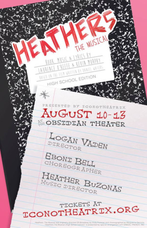 Iconotheatrix to Put on 'So Very...' Production of HEATHERS THE MUSICAL