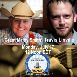 Travis Linville and Grant Maloy Smith to Perform on WDVX Blue Plate Special