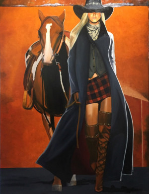 Goldenstein Gallery Celebrates The National Day of the Cowboy