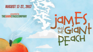 Lucas Coleman, David Landis to Lead The Barn Stage Company's JAMES & THE GIANT PEACH