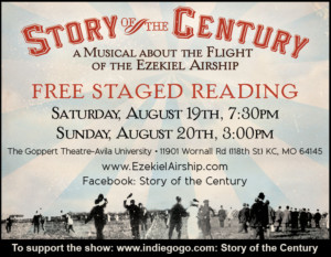 New Musical STORY OF THE CENTURY Gets Staged Reading
