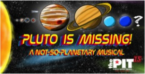 The Peoples Improv Theater Announces Fall Run of PLUTO IS MISSING! A Not-So-Planetary Musical