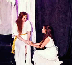 The Ladies Made the Night in AlphaNYC's Sold-Out Production of A MIDSUMMER NIGHT'S DREAM
