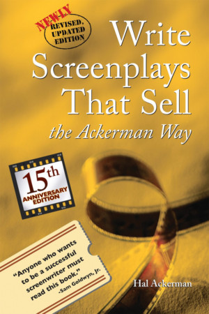 Playwright & Screenwriter Hal Ackerman to Talk Revised Edition of 'WRITE SCREENPLAYS THAT SELL...' at the Drama Book Shop