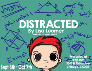 The Cuckoo's Theater Project to Present DISTRACTED by Lisa Loomer