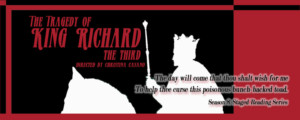 Stone Soup Shakespeare Opens 8th Season with Staged Reading of THE TRAGEDY OF RICHARD III