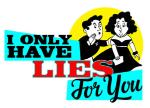 I ONLY HAVE LIES FOR YOU to Pit Broadway Panelists in Lying Contest at the Beechman