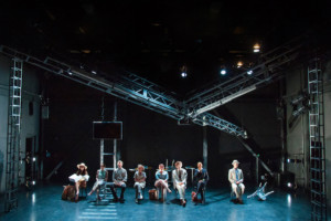 Lighting Designer Chao-Yu Tsai Wins Silver at World Stage Design for UCSD's RHINOCEROS