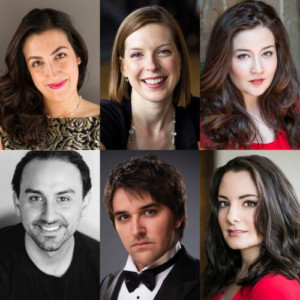 The Atlanta Opera Welcomes Six Members to 2017-18 Studio