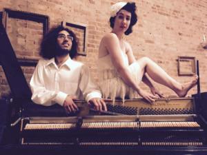 Jarrar & Goodwin's SONG OF THE SOUL BEAMS Set for Cordelia Street Cafe