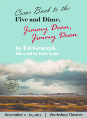 Regeneration to Present the First NYC Revival of JIMMY DEAN Next Month