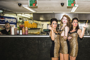 Eggs Collective's GET A ROUND Returns to Edinburgh Fringe Ahead of its BBC Two Debut