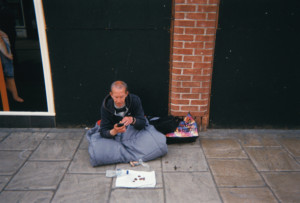 Colchester Arts Centre Presents Street Photography Exhibition by Homeless Photographers