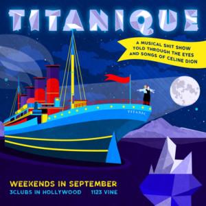 Take a Voyage on the TITANIQUE