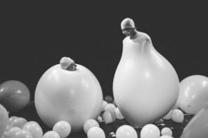 3-D Balloon Theatre Experiment STAGING WITTGENSTEIN to Play Edinburgh Fringe