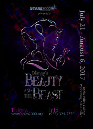 Fall in Love with BEAUTY AND THE BEAST presented by STARS 2000