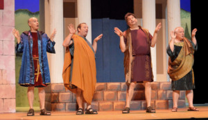 Croswell's A FUNNY THING HAPPENED... Is A Hilarious Romp