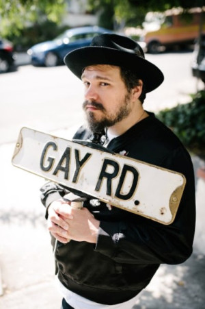 Writer, Performer and Cabaret Star Justin Sayre to Return to Joe's Pub with I'M GORGEOUS INSIDE
