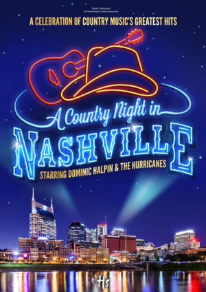 Prepare for A Country Night in Nashville from the Comfort of Parr Hall