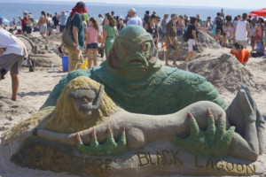 27th Annual Coney Island Sand Sculpting Contest to Welcome Artists of All Ages