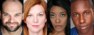 Casting Announced for The Gift Theatre's A SWELL IN THE GROUND