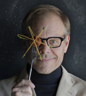 Alton Brown Crowdsources Recommendations for Top Columbus Eateries During Palace Theatre Stop