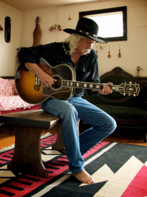 Folk Music Icon Arlo Guthrie to Play the Davidson, 10/19