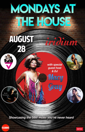 Macy Gray Will Be Guest Host, DJ at 'Mondays at The House' at The Iridium