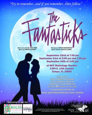 Florida's Spanish Lyric Theatre Announces the Cast for THE FANTASTICKS