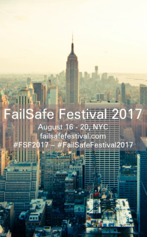 Inaugural FailSafe Festival 2017 Launches Today