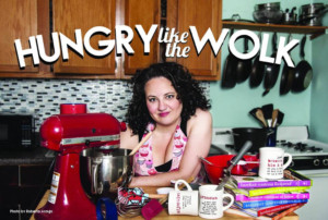 Amy Wolk is HUNGRY LIKE THE WOLK at the Duplex