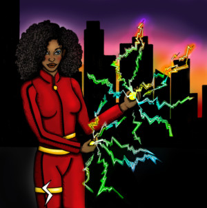 BLACK SUPER HERO MAGIC MAMA Opening at Trustus Theatre on 8/4!